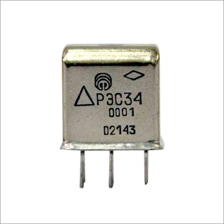 Hermetically Sealed Direct Current Electromagnetic Power Relay