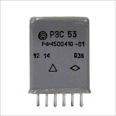 Low Voltage Hermetically Sealed Electromagnetic Direct Current Relay