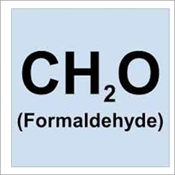 Chemical Formaldehyde