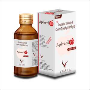 Apivenic PD Kids Cough Syrup