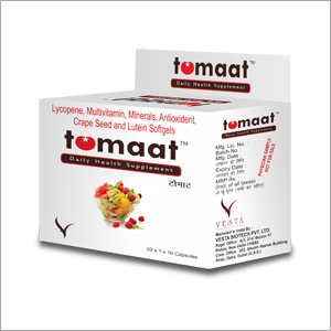 Anti-Oxident and Iron Supplements