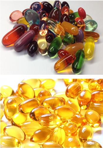 Pharma cap