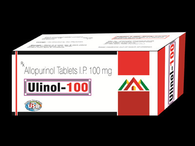 ulinol 100 tab