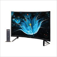 31.5 Inch HD Smart Curved LED TV