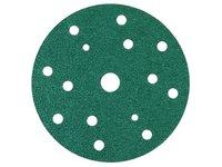 abrasive velcro film discs