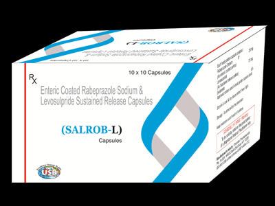 Levosulpiride Sustained Release Capsules