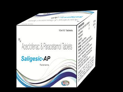 saligesic ap tab