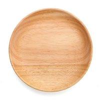 Pine Wood Half-Plate
