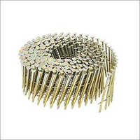 Brass Wire Coil Nail