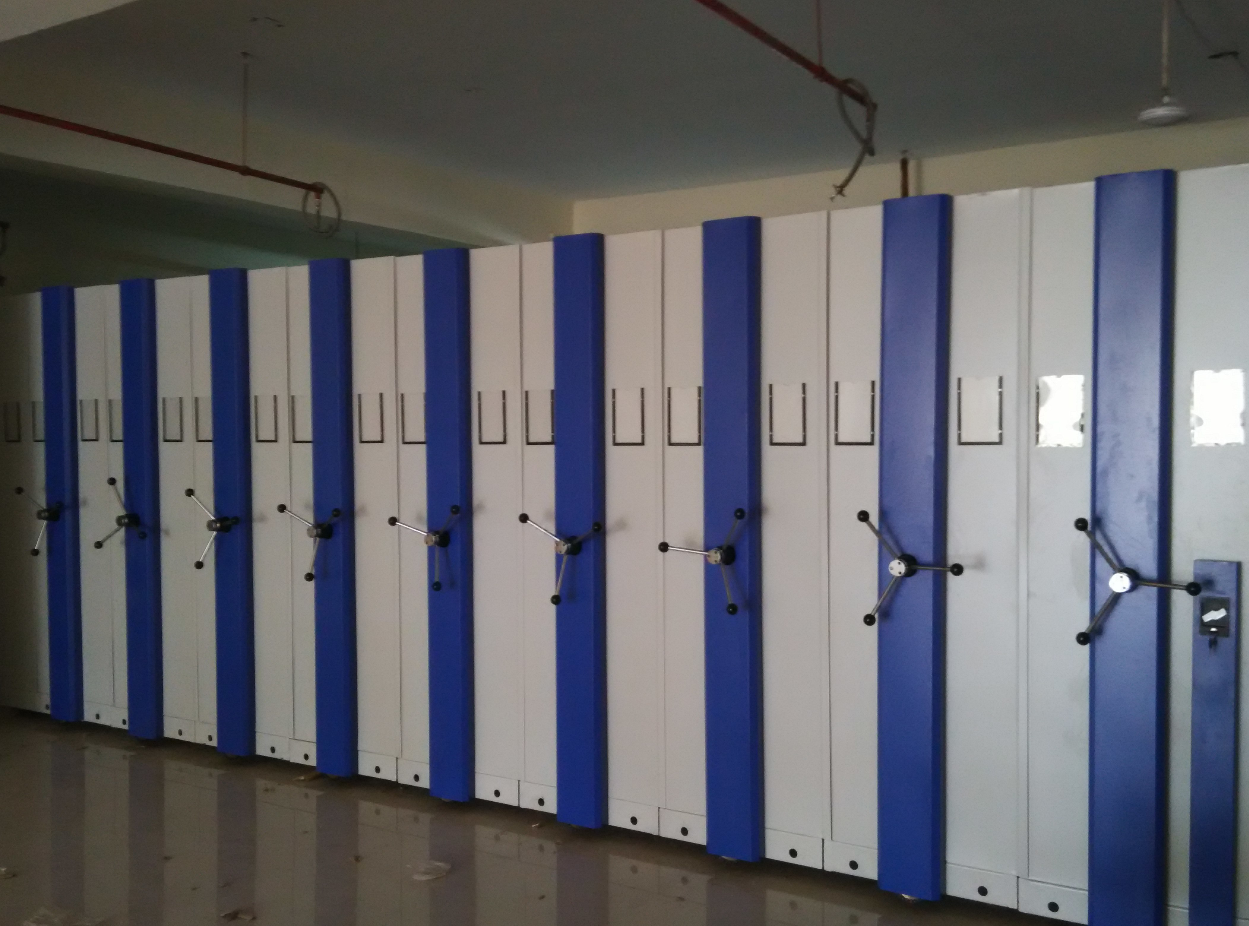 Safeage Compactor Storage