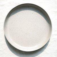 Stoneware Half Plate