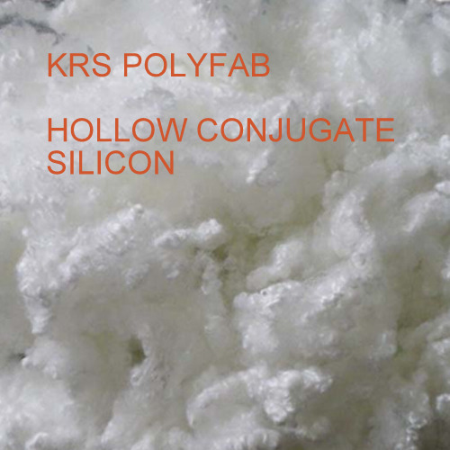 Hollow Conjugate Silicon Fibre