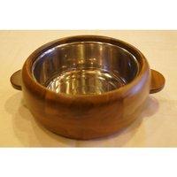Pine Wood Bowl