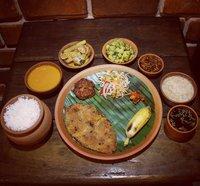 Terracotta Large Dinner Set
