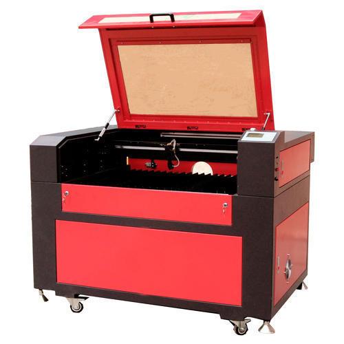 Laser Engraving Cutting Machine (60 W)