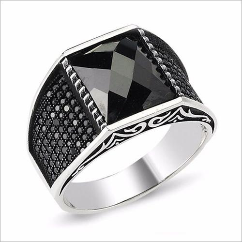 Mens Stone Ring