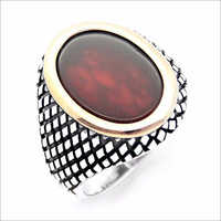 Mens Designer Ring