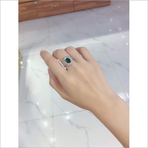 Ladies Fancy Silver Ring