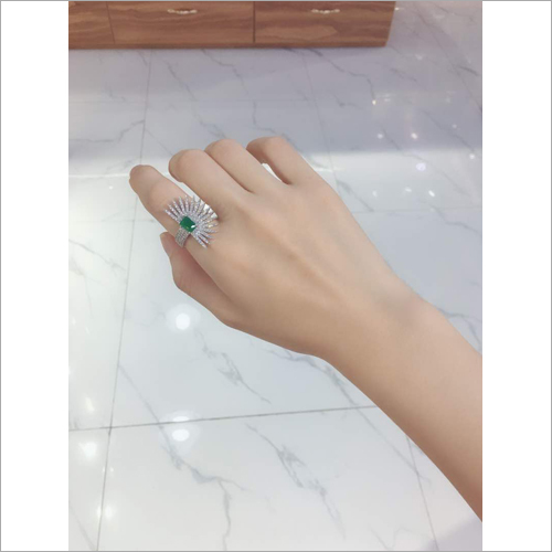 Ladies Designer FInger Ring