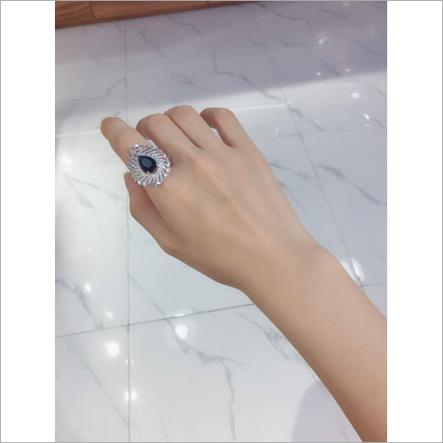 Ladies Stone Ring