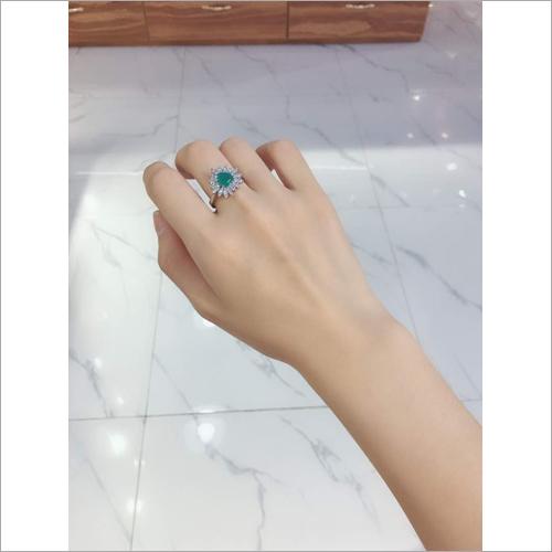 Ladies Silver FInger Ring