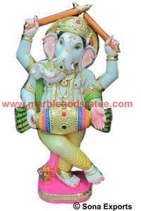 Marble Ganesh Murti Online