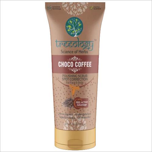 Choco Coffee Scrub