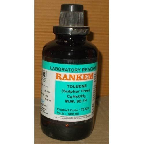 Toluene (Sulphur Free) LR 500 ML