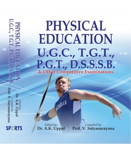 D.S.S.S.B  Physical education Books