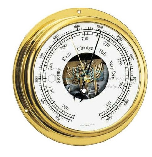 Barometer Aneroid Wall Mounting