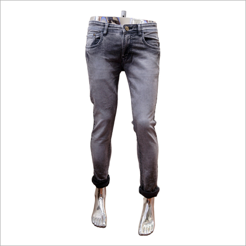 Mens Round Pocket Jeans