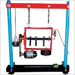 Dynamic Balancing Apparatus