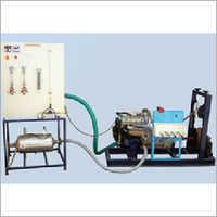 Four Stroke Petrol Engine Test Rig