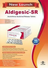 Aldigesic injection
