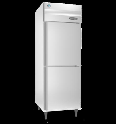 Hoshizaki Two Door Vertical Combi (Chiller & Freezer) - HRFW77MS4