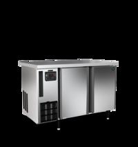 Hoshizaki Two Door Under Counter Refrigerator (RTW-120MS4)