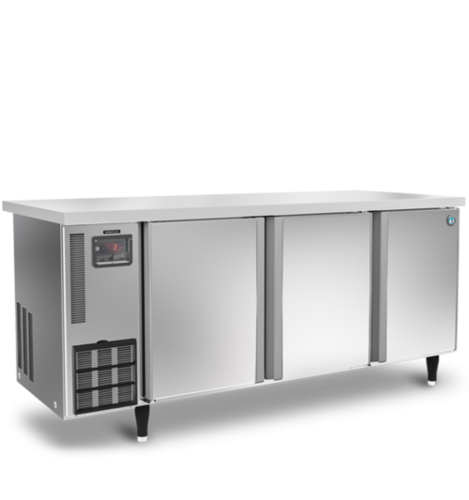 Hoshizaki Three Door Under Counter Freezer