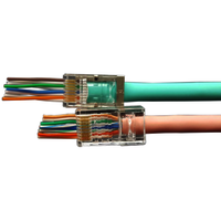 Cat6 UTP Easy Connector