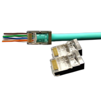 Cat6 STP Easy Connector