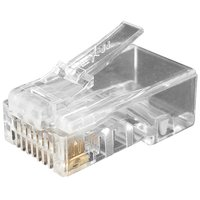 Cat6 Unshielded 8P8C RJ45 Connector