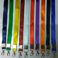 Satin Ribbon Lanyard