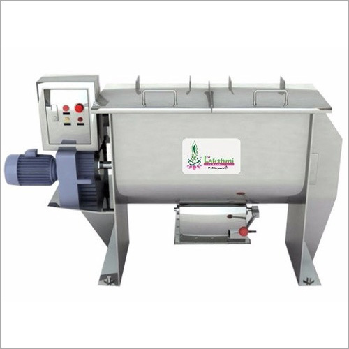 Appalam / Pappadam Dough Kneader Machine