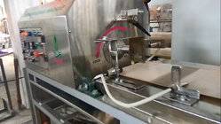 Automatic Chapati Making Machine Mechanical System