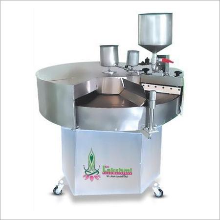Dosa Making Machine - Round Plate Type