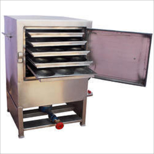 Idli Making Machine Gas type