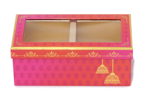 Spl. Ladoo box 2 pc