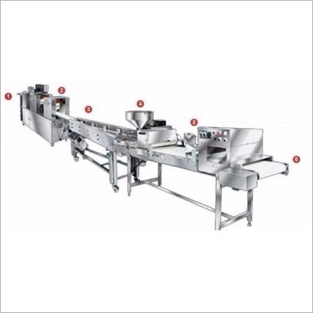 Parotta Making Machine