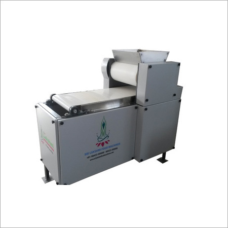 Appalam/Pappadam Sheeter Machine