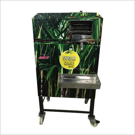 Electrical Type Sugarcane Juice Machine