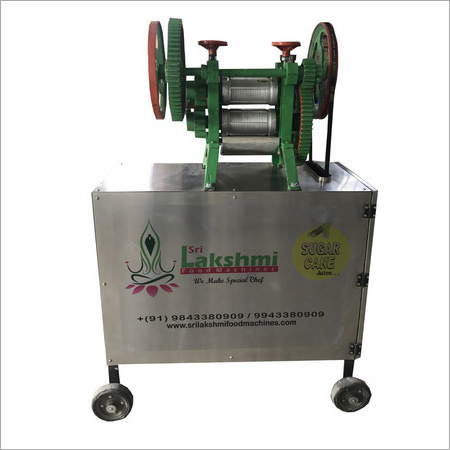 Sugarcane Crushing Machine